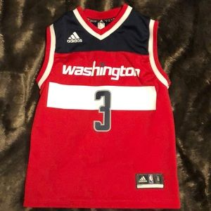 Bradley Beal Youth Small Jersey